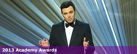 Seth MacFarlane's most offensive Oscars jokes