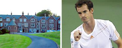 Murray splashes cash on 'Cluedo' hotel