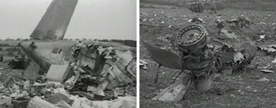 Deadly Irish plane crash remembered