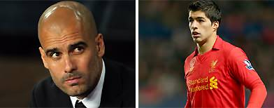 Guardiola 'to make Suarez first purchase'