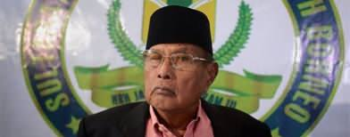 Sulu sultan infuriates two countries