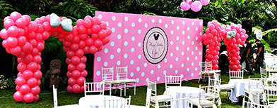 The cutest 1st birthday party ever!