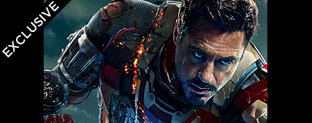'Iron Man' poster's fleet of new suits