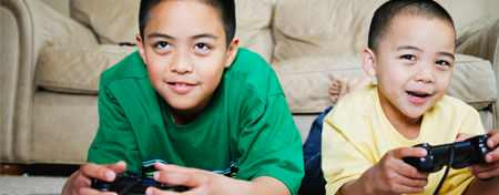 Why video games are good for your kids