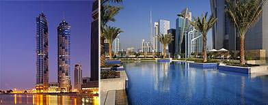 Photos: World's tallest hotel opens in Dubai