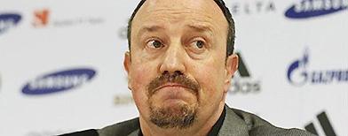 Abramovich won't fire me: Benitez