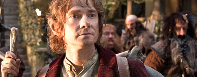 Hobbit film fans in for a bit of a wait