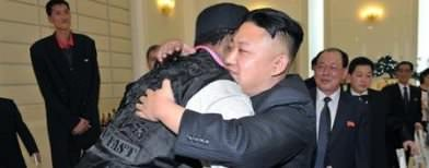 Rodman sings more praises of N.Korea