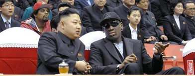 Rodman calls Kim Jong-Un 'awesome'