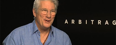 Gere: 'Why I agreed to star in Movie 43'