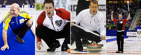 Who could unseat Glenn Howard at the Brier?