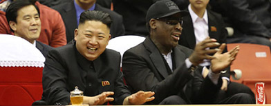 'Kim Jong-un is an awesome guy'