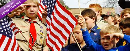 Should gays be allowed to be boy scouts?