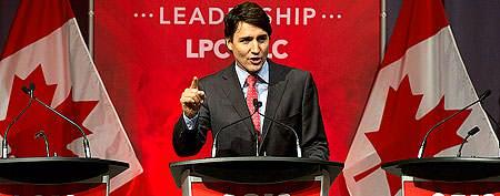 Justin Trudeau addresses attacks at Liberal debate