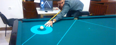 Students devise biggest pool cheat