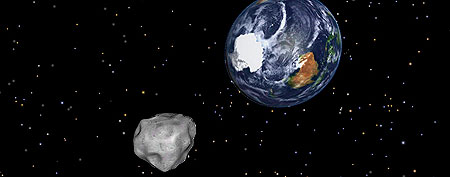 Another asteroid to zip by Earth this weekend