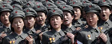 North Korea makes US nuclear threat