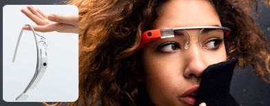 Google Glass, the future of communication