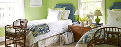 Make your bedroom look more cheerful