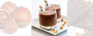 Indulge: Chocolate Hazelnut Mousse