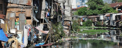 PH among countries at risk of water crisis