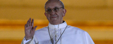 Pope Francis: First Jesuit to lead Vatican