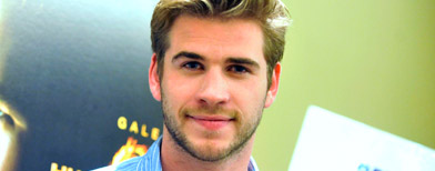 Ladies, are you ready for Liam Hemsworth?