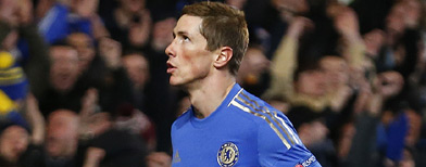 Torres goal sends Chelsea through