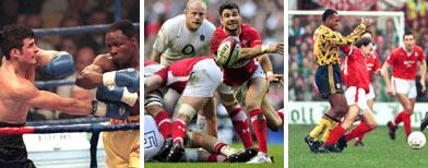 10 ferocious England v Wales clashes