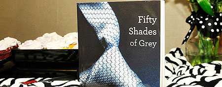 Did hackers confirm star is in 'Fifty Shades' film?