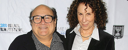 Danny DeVito back together with wife