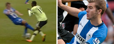 FA will not take action over tackle