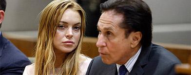 Lindsay Lohan avoids jail at last minute