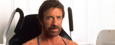 Chuck Norris and the lost beard
