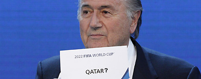 Why Qatar could be stripped of World Cup