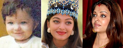 Aishwarya' fabulous evolution!