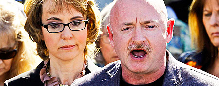 Why Gabrielle Giffords' hubby tried to buy a gun