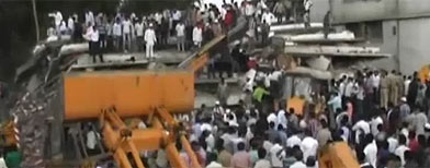 45 killed in Thane building collapse