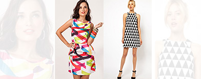 Top 10 must-have graphic dresses