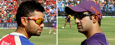 When Kohli and Gambhir had a spat