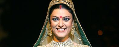 Of Sushmita, marriage and men