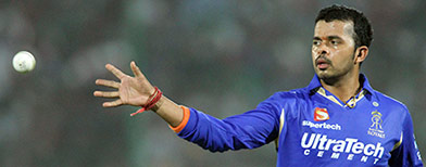 Sreesanth is out to deliver