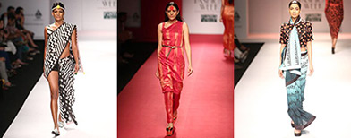 Top 11 new ways to reinvent the sari