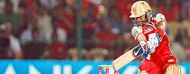 IPL 6: RCB slink past DD in Super Over