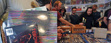 Why record shops still matter