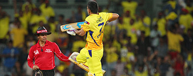 IPL: Super Kings vs Sunrisers