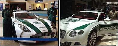 Dubai police get ultra-rare Aston Martin