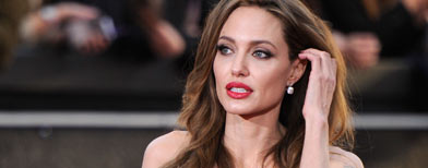 Angelina Jolie en los Oscar