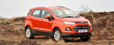 Road test and review: Ford EcoSport