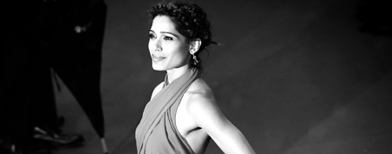Freida Pinto's sexy look at Cannes